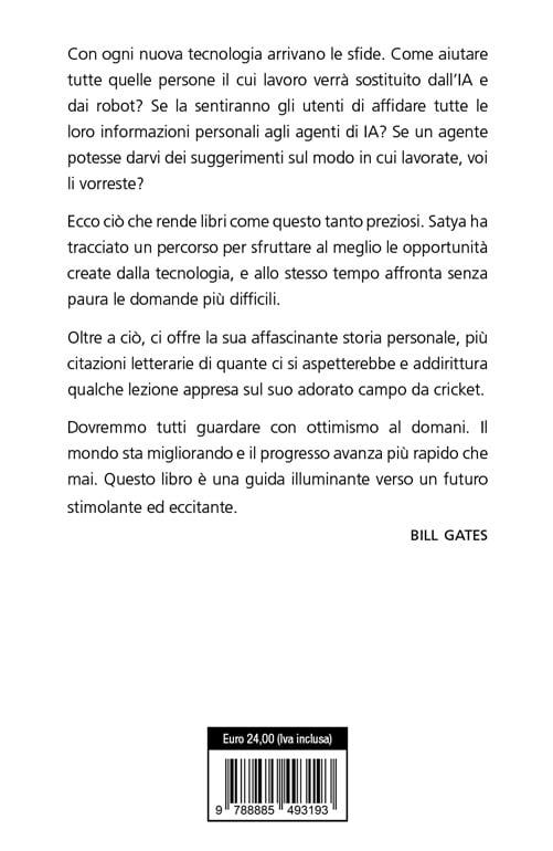 Satya Nadella retro libro