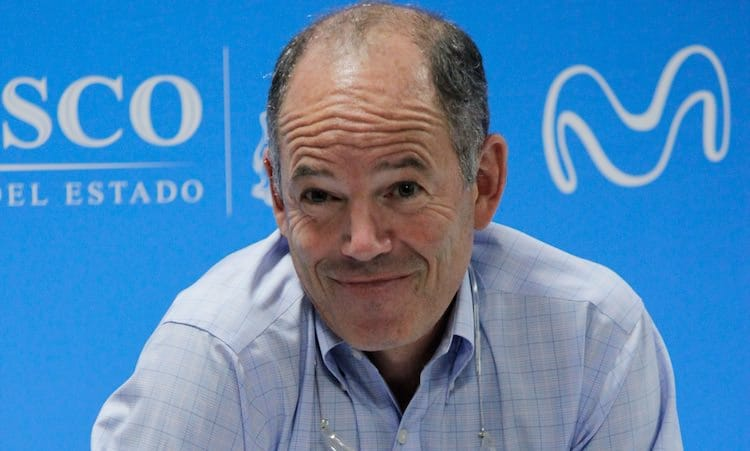 Entrevista a Marc Randolph - Jalisco Campus Party