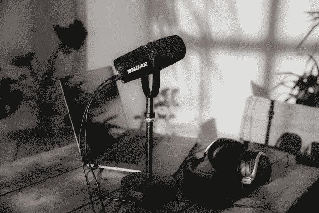 professione podcaster