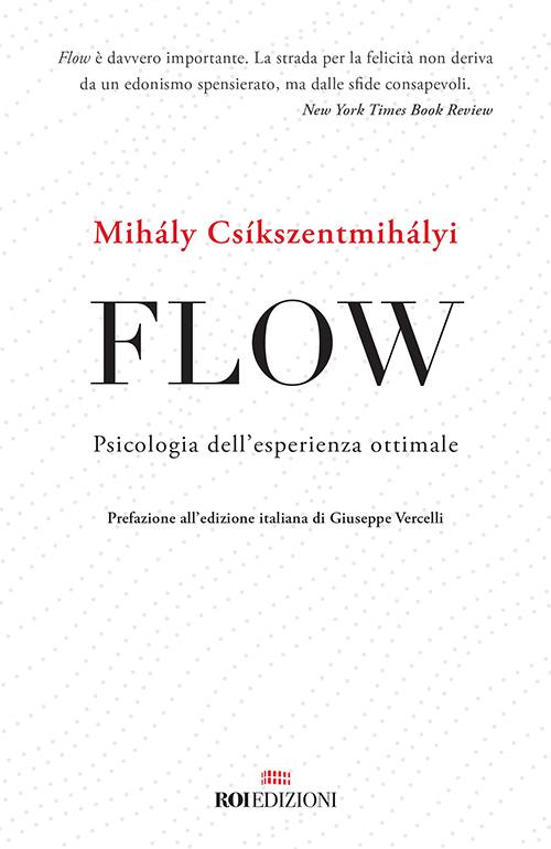 Mihály Csíkszentmihályi, Flow