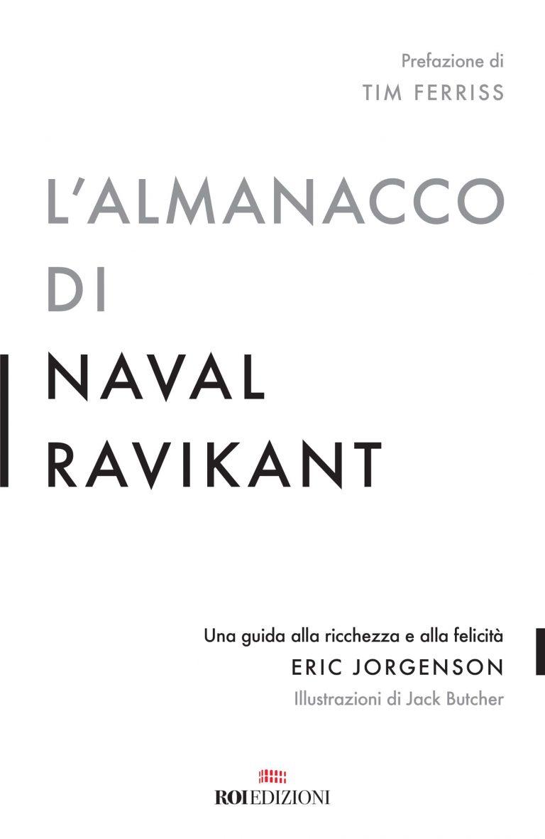 L'almanacco di Naval Ravikant - ROI-Edizioni